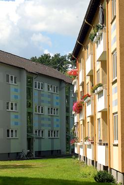 Mietwohnungen am Preußeneck