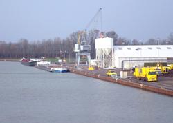 Industriegebiet am Mittellandkanal