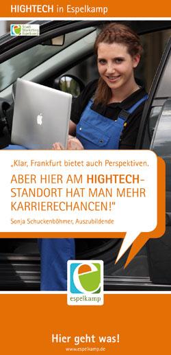 Hightech in Espelkamp
