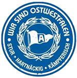 Logo des DSC Arminia Bielefeld