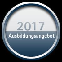 Ausbildungsangebot 2017