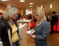 Shopping-Beratung