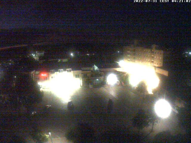 Externes Medium: Webcam Breslauer Straße Ost